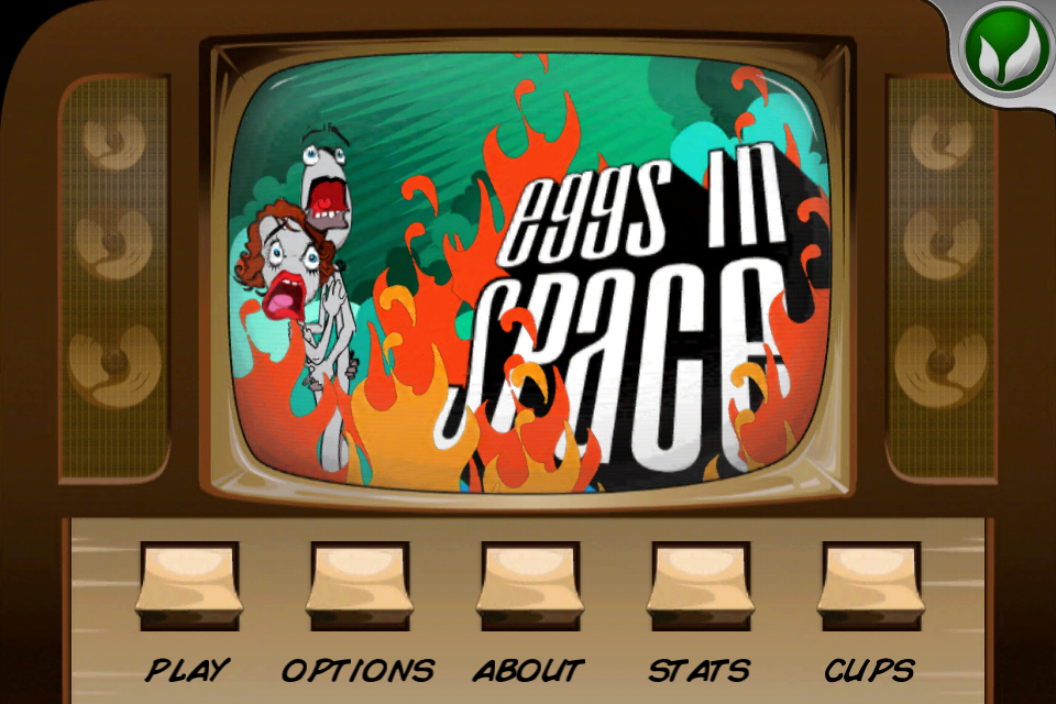 Screenshot Eggs in Space Review